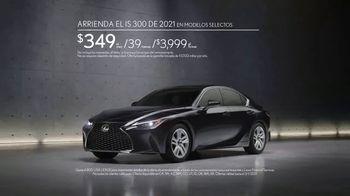 2021 Lexus IS TV Spot, 'Estilo libre' [Spanish] [T2] - Thumbnail 7