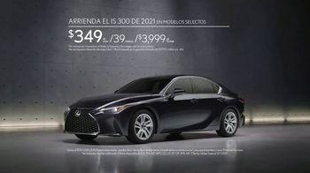 2021 Lexus IS TV Spot, 'Estilo libre' [Spanish] [T2] - Thumbnail 8