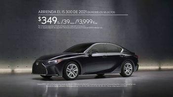 2021 Lexus IS TV Spot, 'Estilo libre' [Spanish] [T2] - Thumbnail 9