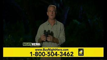 BulbHead Night Hero TV Spot, 'See Anything: $39.99' Featuring Hunter Ellis - Thumbnail 7