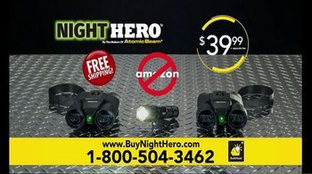BulbHead Night Hero TV Spot, 'See Anything: $39.99' Featuring Hunter Ellis - Thumbnail 9