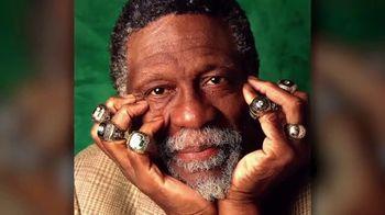 NBA Cares TV Spot, 'One Shot I Won't Block' Featuring Bill Russell