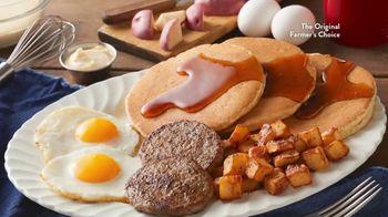 Bob Evans Restaurants Family Meal To Go TV Spot, 'Who's Ready' - Thumbnail 6