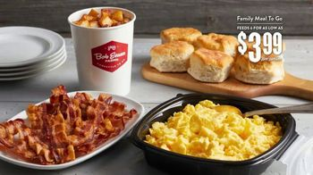 Bob Evans Restaurants Family Meal To Go TV Spot, 'Who's Ready' - Thumbnail 7