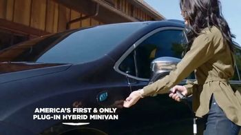 2021 Chrysler Pacifica Plug-In Hybrid TV Spot, 'Protect Your World' [T1] - Thumbnail 6