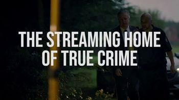 Discovery+ TV Spot, 'Streaming This Month: True Crime' - Thumbnail 9