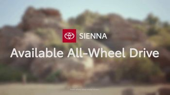 Toyota Sienna TV Spot, 'Arrival and Departure' [T1] - Thumbnail 7