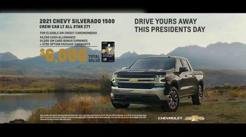 Chevrolet Presidents Day Event TV Spot, 'Just Better: Home Sweet Home' [T2] - Thumbnail 5