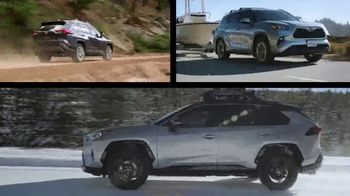 Toyota TV Spot, 'Adventure Is Calling' [T2] - Thumbnail 4