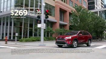 Toyota TV Spot, 'Adventure Is Calling' [T2] - Thumbnail 6