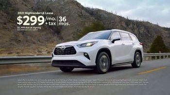 Toyota TV Spot, 'Adventure Is Calling' [T2] - Thumbnail 7