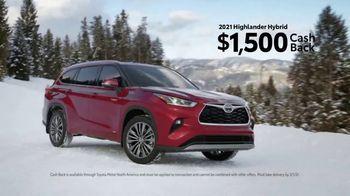 Toyota TV Spot, 'Adventure Is Calling' [T2] - Thumbnail 8