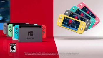 Nintendo Switch TV Spot, 'Mom's Surprise: Super Mario 3D World + Bowser's Fury' - Thumbnail 10
