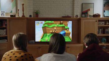 Nintendo Switch TV Spot, 'Mom's Surprise: Super Mario 3D World + Bowser's Fury' - Thumbnail 4