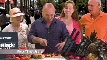 Granite Stone NutriBlade Knives TV Spot, 'Secret of Every Great Chef: Double Offer'