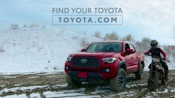 2021 Toyota Tacoma TV Spot, 'Dear Snowstorm' [T2] - Thumbnail 10