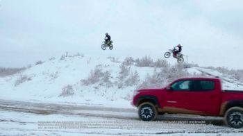 2021 Toyota Tacoma TV Spot, 'Dear Snowstorm' [T2] - Thumbnail 3