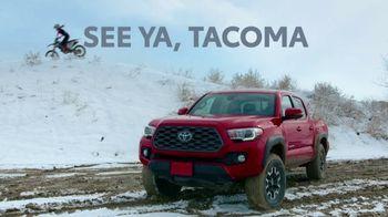 2021 Toyota Tacoma TV Spot, 'Dear Snowstorm' [T2] - Thumbnail 7