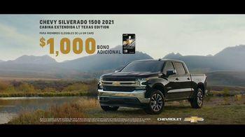 2021 Chevrolet Silverado TV Spot, 'Nada te detiene' [Spanish] [T2] - Thumbnail 8