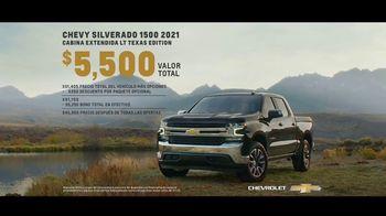 2021 Chevrolet Silverado TV Spot, 'Nada te detiene' [Spanish] [T2] - Thumbnail 7