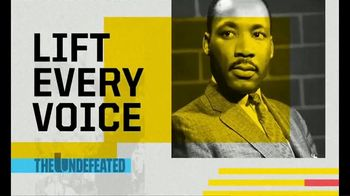 The Undefeated TV Spot, 'Martin Luther King, Jr.' Featuring Damian Lillard - 3 commercial airings