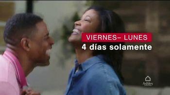 Ashley HomeStore Venta del Fin de Semana del Día de los Presidentes TV Spot, 'Ahorre 25%' [Spanish] - Thumbnail 7