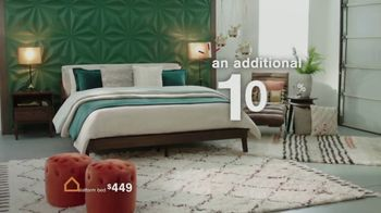 Ashley HomeStore Biggest Presidents Day Sale Ever TV Spot, 'Extended: Additional 10%' - Thumbnail 4