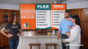 Offerpad Flex TV Spot, 'Let's Get Ready to Sell'