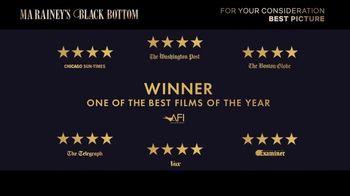 Netflix TV Spot, 'Ma Rainey's Black Bottom' - Thumbnail 5