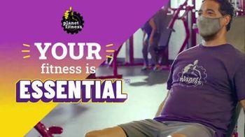 Planet Fitness TV Spot, 'California Safe Fitness Plan' - Thumbnail 2