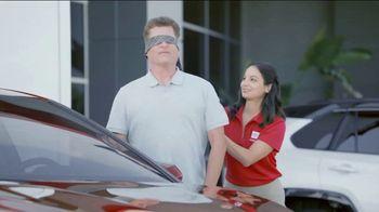 Toyota TV Spot, 'Blindfold' [T2] - Thumbnail 1
