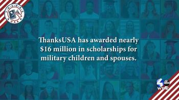ThanksUSA TV Spot, 'Scholars Give Thanks' - Thumbnail 1