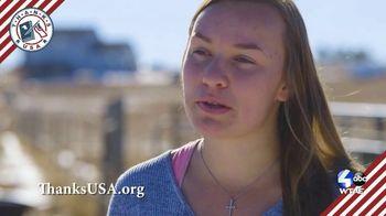ThanksUSA TV Spot, 'Scholars Give Thanks' - Thumbnail 5
