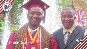ThanksUSA TV Spot, 'Scholars Give Thanks' - Thumbnail 6