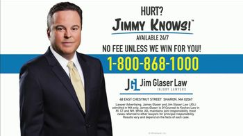 Jim Glaser Law TV Spot, 'Workers' Comp or Social Security' - Thumbnail 10