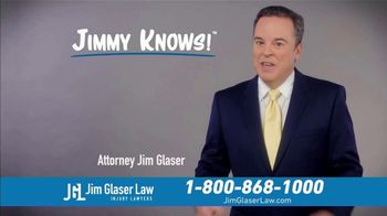 Jim Glaser Law TV Spot, 'Workers' Comp or Social Security' - Thumbnail 9