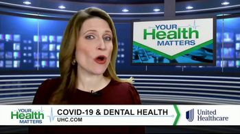 UnitedHealthcare TV Spot, 'Your Health Matters: COVID-19 & Dental Care' - Thumbnail 2