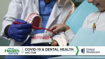 UnitedHealthcare TV Spot, 'Your Health Matters: COVID-19 & Dental Care' - Thumbnail 5