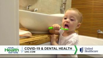 UnitedHealthcare TV Spot, 'Your Health Matters: COVID-19 & Dental Care' - Thumbnail 6