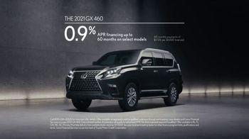 Lexus TV Spot, 'Capability' [T2] - Thumbnail 7
