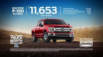 Ford Truck Month TV Spot, 'The Truck Game' [T2] - Thumbnail 6