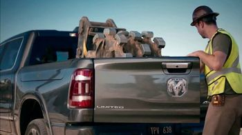 Ram Trucks Presidents Day Event TV Spot, 'Never Been Done Before' Song by Foo Fighters [T2]