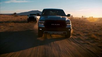 Ram Trucks Presidents Day Event TV Spot, 'Never Been Done Before' Song by Foo Fighters [T2] - Thumbnail 5