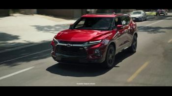 Chevrolet Presidents Day Chevy Drive Event TV Spot, 'Just Better: SUVs' [T2] - Thumbnail 4
