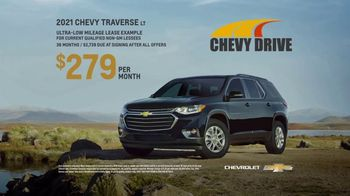 Chevrolet Presidents Day Chevy Drive Event TV Spot, 'Just Better: SUVs' [T2] - Thumbnail 7