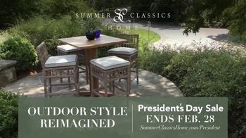 Summer Classics Presidents Day Sale TV Spot, 'Gear Up for Sunny Days' - Thumbnail 4