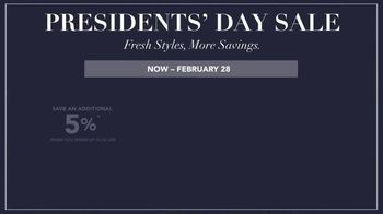 Summer Classics Presidents Day Sale TV Spot, 'Gear Up for Sunny Days' - Thumbnail 6