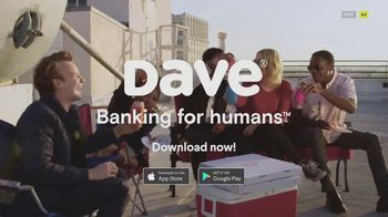 Dave App TV Spot, 'The Bear's Got Your Back' Song by Grace Mesa