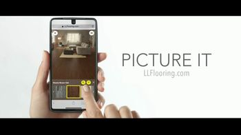 LL Flooring TV Spot, 'He Gets It: Picture It' Song by Electric Banana - Thumbnail 8