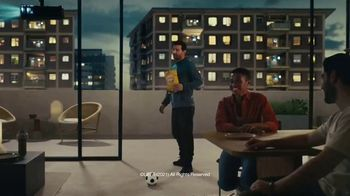 Lay's TV Spot, 'UEFA Champions League: Apartment Arena' Featuring Paul Pogba, Lionel Messi, Lieke Martens - Thumbnail 2